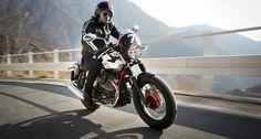 Moto Guzzi's V7 'Factory Kit'
