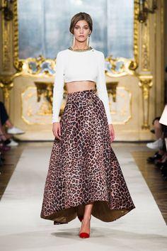 Défile Elisabetta Franchi Prêt-à-porter Printemps-été 2015 - Look 2