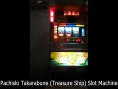 Pachislo Takarabune Treasure Ship Slot Machine