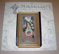 Awesome Mirabilia Counted Cross Stitch Pattern Gathering Eggs Nora Corbett | eBay