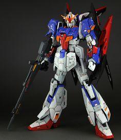 GUNDAM GUY: MG 1/100 Zeta Gundam Ver. 2.0 - Customized Build
