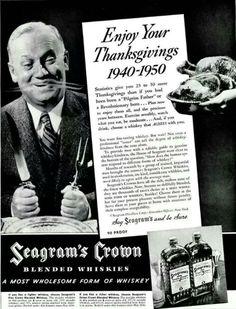 1940 Seagrams had
