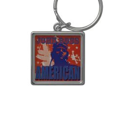 Shop Movie Poster Keychain 'John Ross: American' created by JohnRossAmerican. Charm Rings, Silver Color, Shit Happens, Personalized Items, Film, American, Prints, Movie Posters, Image