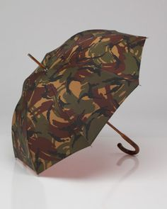 Camo Umbrella  London Undercover