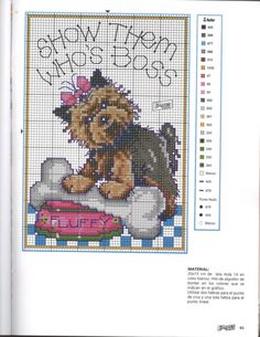 Maybe for Dad if I decide cross stitch is once again my THANG. Gallery.ru / Фото #33 - Labores de Ana 57 Аналог Susanna - Mosca