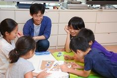 【バンタンゲームアカデミー】ゲームプランナー専攻の集大成!「こどもみらい塾」にアナログゲームを!果たして子どもたちの反応は!?