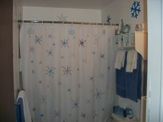 Cheap shower curtain for my apartment! $16.90 Ex-Cell Home ...