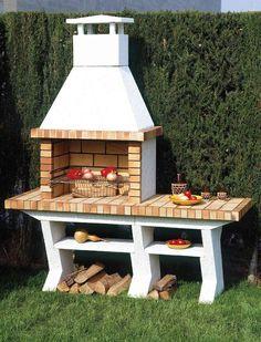backyard design – Gardening Tips Design Grill, Barbeque Design, Brick Grill, Barbecue Garden, Gazebo, Pergola, Backyard Fireplace, Bbq Kitchen, Outdoor Oven