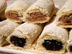 Sütemények, torták Archives - Page 13 of 14 - ÍZŐRZŐK Krispie Treats, Rice Krispies, Sushi, Sweets, Cookies, Baking, Ethnic Recipes, Cake, Dios