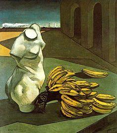 Nakonxipan: Giorgio de Chirico (July 10, 1888 – November 20, 1978) Poet;s Interlude
