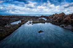 tidal pool. the point, mossel bay, garden route, south africa