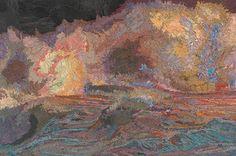 Matthew Cusick Map Works Inlaid maps, bible engravings, sumi ink, dye on panel