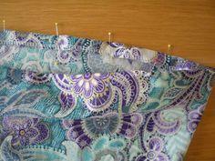 Áčková sukně - jak si připravit střih a ušít si ji Horn, Sewing Patterns, Horns, Patron De Couture, Dress Patterns, Antlers