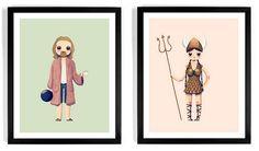 Blog | Spoke Art Spoke Art, Family Guy, Prints, Blog, Fictional Characters, Collection, Printmaking