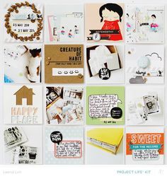 Project Life | Week 19 *Hello, Hello Kit* by findingnana at @Studio_Calico