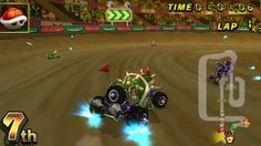 Mario Kart for Wii GameSpot gave it a Rated E, it's great for all ages. Video Game Reviews, Mario Kart, Wii, Games, Gaming, Plays, Game, Toys