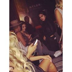 Instagram media by  - May 8: Fan taken photo of Justin and Madison Beer at Nylon young Hollywood party at Hyde