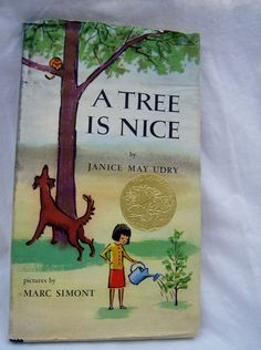 Vintage Childrens Book A Tree is Nice Dust by PerfectlyGoodStuff, $50.00