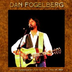 Dan Fogelberg in concert Find Music, My Favorite Music, Dan, Concert, Poster, Recital, Festivals, Movie Posters