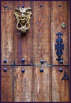 Door in Castle district of Budapest | Doors | Pinterest | Budapest ...