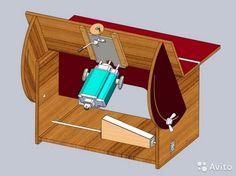 Самодельный мини стол для ручного фрезера Дом сначала