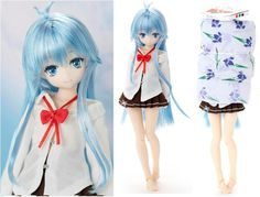 Azone Pure Neemo Character Series: [Denpa Onna to Seishun Otoko] Towa Erio 1:6 Doll