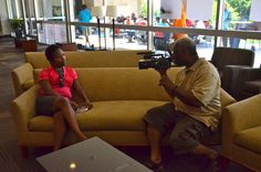 Quick interview with Rev. Dr. Stacey Edwards-Dunn.
