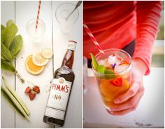 Pimm's No. 1 cups via A Diary of Lovely