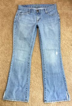 American Eagle 4 Petite Jeans Hipster Skinny Flare Distressed #AmericanEagleOutfitters #HipsterSkinnyFlare