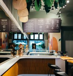 HONU Tiki Bowls - Teinfaltstraße 1010 Wien Edamame, Bowls, Restaurants, Interior Design, Home Decor, Home Made, City, Cooking, Serving Bowls