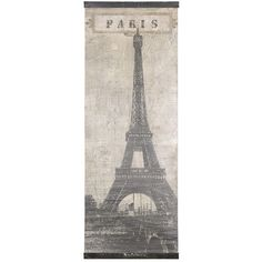 Eiffel Tower Paris Canvas Wall Art ($480) ❤ liked on Polyvore featuring home, home decor, wall art, backgrounds, eiffel tower wall art, canvas wall art, uttermost wall art, parisian home decor and uttermost home decor