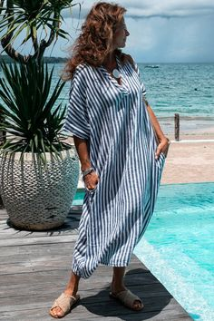 Csíkos oversize ruha Dresses With Sleeves, Shirt Dress, Shirts, Fashion, Shirtdress, Moda, La Mode, Gowns With Sleeves, Shirt