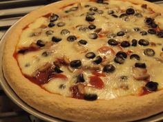 Plain Pizza - Amish Recipes Oasis Newsfeatures