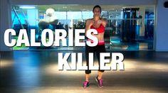 Calorie sport : séance de fitness calorie killer - une vidéo forme - Doctissimo
