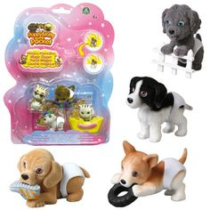 38 Best Toys Puppy In My Pocket Kitty In My Pocket And Baby In My