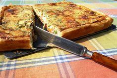 Tarte de Frango com Legumes - De Avental e Saltos Altos
