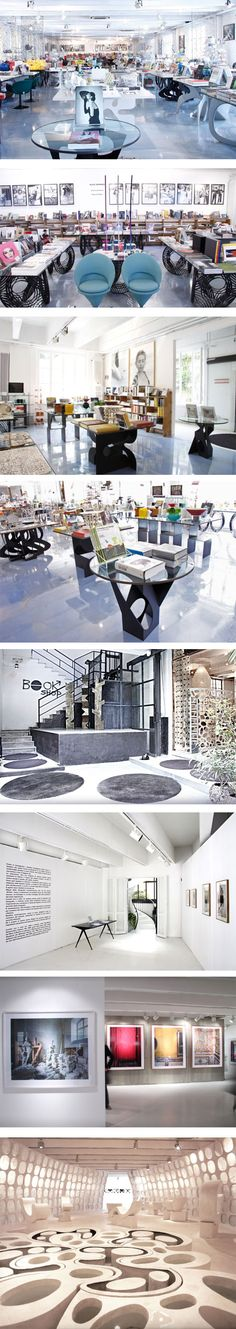 10 Corso Como book shop & gallery, Milan – Italy.