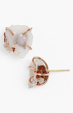 Melissa Joy Manning Stud Earrings available at #Nordstrom