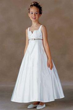 Wedding Dresses Flowergirl Dress Style