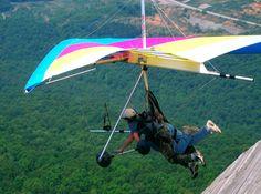 Southeast Tennessee Tourism Association: Hang Gliding