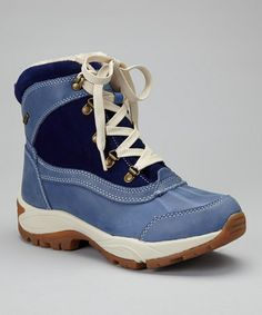 Take a look at this Blue Renee Fine Waterproof Snow Boot - Women by Kodiak on #zulily today!