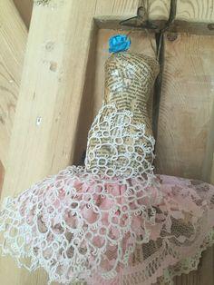 Miniature Dress Spain Made by Edith Fernández