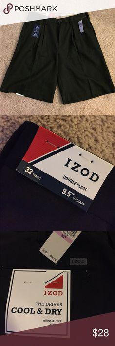 Mens IZOD Golf Shorts Brand new! Izod Shorts