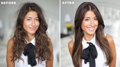 How to tame frizzy hair tips and tricks