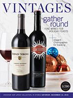 LCBO Wine Picks from December 12, 2015 VINTAGES Release