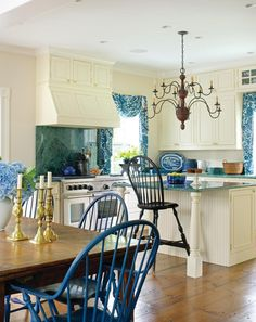 Amazing A 1868 Greek Revival Kitchen. Never Out Of Styleu2026that Can Be Said Of
