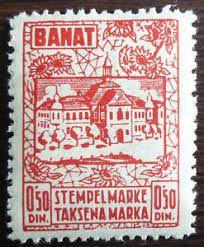 Image result for SERBIA REVENUE STAMP
