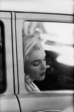 Marilyn Monroe, by Ernst Haas.