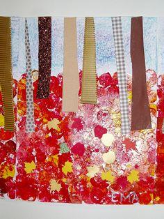 Quelques idées d'art visuel, dessin par étapes, bricolage de Noël, papier cadeau fait main, couronnes rouges et or, aurore boréale, ours polaire, banquise, forêt, automne, Gustav KLIMT, sapin dentelle, flocons