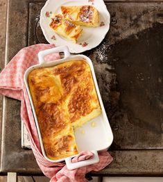 Saftiger Millirahmstrudel French Toast, Brunch, Veggies, Vegan, Breakfast, Desserts, Recipes, Austria, Food